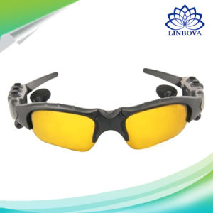 Wireless Handsfree Stereo Bluetooth Smart Sunglasses MP3 Mobile Phone with Mic Bluetooth Headset Goggles Sunglasses pictures & photos