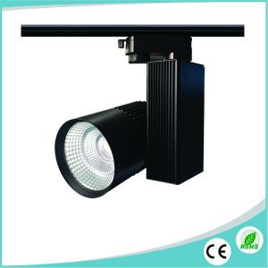 15/24/38/60deg 30W CREE LED COB Track Light for Shops Lighting pictures & photos