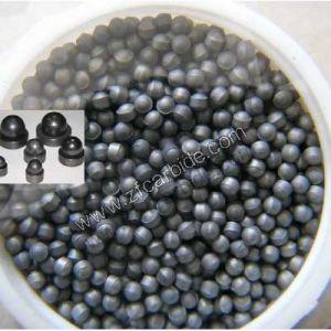 Tungsten Carbide Balls in Blank pictures & photos