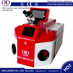 Mini Jewelry Laser Welding Machine for Gold Sliver Other Metal pictures & photos