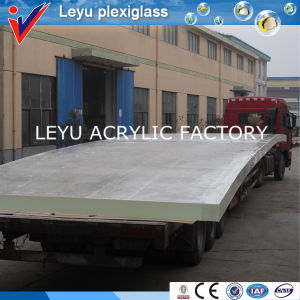 30 to 500mm Thick Acrylic Sheet for Aquarium Project pictures & photos