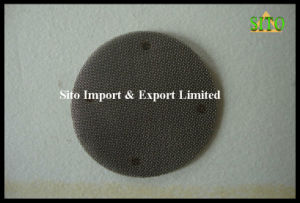 304/316/316L Stainless Steel Filtering Cloth /Filter Disc