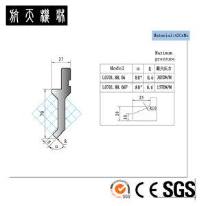 CNC press brake machine tools US 100-88 R0.6 pictures & photos