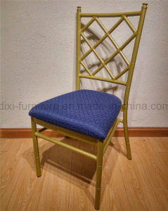 China Supplier Aluminum Pipe Chair Outdoor, Hotel Chair pictures & photos