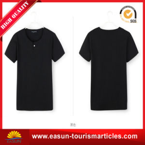 Cotton Polo Two Pocket T Shirt Production Cost pictures & photos