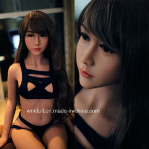 Wmdoll TPE Sex Dolls Chinese Lifelike Love Doll pictures & photos