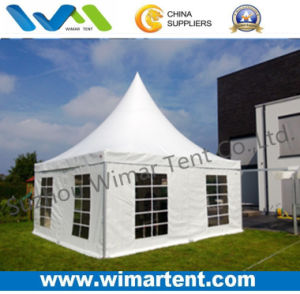 Outdoor 4X4m Aluminum PVC Pagoda Tent for Party Wedding for Sale pictures & photos