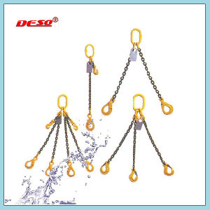 Alloy Steel Chain Sling with Triple-Leg pictures & photos