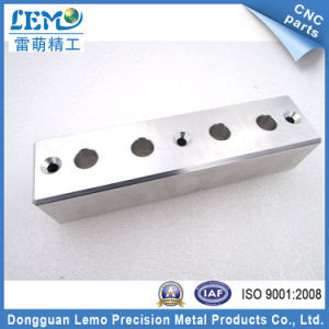 Precision CNC Milling Parts with Drilling for Audio (LM-2775) pictures & photos