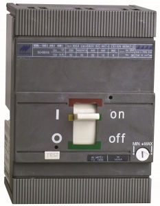 MCCB Nm3-160s 160A 3p Circuit Breaker pictures & photos