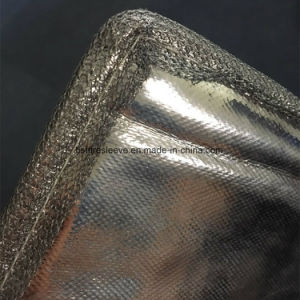 Heat Protection Silver Aluminum Header Heatshield Blanket pictures & photos