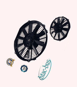 Heavy-Duty Machinery A/C Axial Fan Spal Va09-Ap12/C-27s pictures & photos
