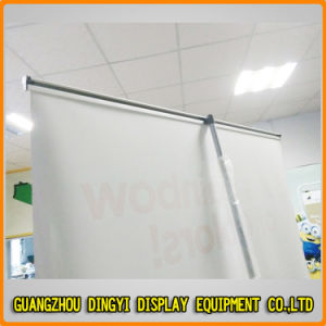 Aluminum PP Pull up Banner pictures & photos