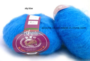 High Quality Knitting Hand Knit Angola Wool Yarn Turkey Style pictures & photos