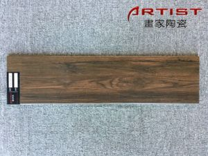 600X150mm Wood Plank Texture Ceramic Floor Tile From Guangdong pictures & photos
