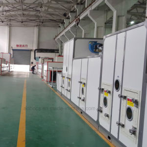 Dehumidifier Matached Fluid Bed Drying Equipment for Food pictures & photos