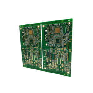 4 Layer Printed Circuit Board Enig Rigid PCB Board for Industrial Control pictures & photos