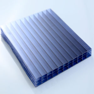 Twin-Wall Polycarbonate Hollow Sheet for Awning pictures & photos