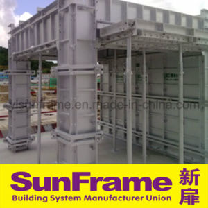 Aluminium Formwork for Pillar System pictures & photos