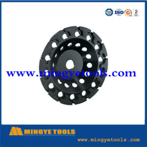 Cup Shape Diamond Cutting Wheel for Granite and Marble Polishing and Grinding pictures & photos