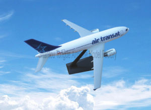 Custom Logo Air Transat A310 30cm Aircraft Decoration pictures & photos