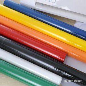 Heat Transfer Textile Vinyl Glitter PU Heat Transfer Vinyl pictures & photos