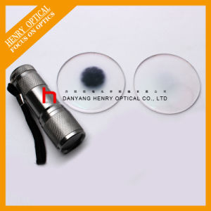 1.56 Progressive Photochromic Gray Optical Lens Hmc pictures & photos