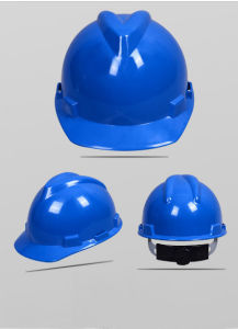 V Model Safety, Plastic Hat, Ce: En397 Construction Helmet pictures & photos