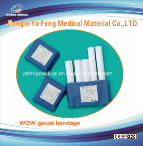 OEM Medical Gauze Bandage (Sterile and Non sterile available) pictures & photos