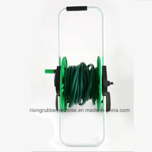 Green PVC Garden Hose with Assembly pictures & photos