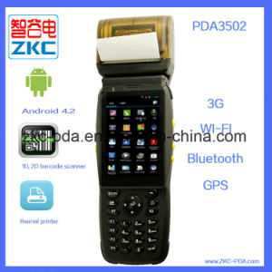 Touch Screen Android Handheld PDA POS System pictures & photos