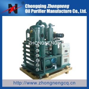 Waste Transformer Oil Dehydration/ Insulating Oil Filtration Machine pictures & photos
