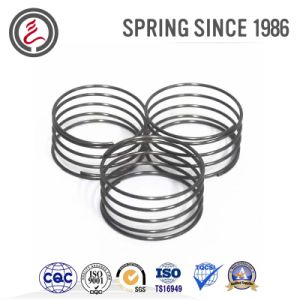 Small Wire Steel Compression Spring with Black Finish pictures & photos