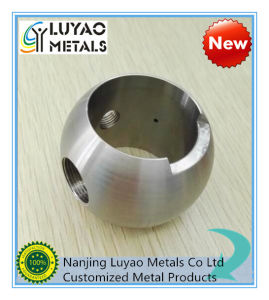 CNC Machining with Stainless Steel / Carbon Steel Ball pictures & photos