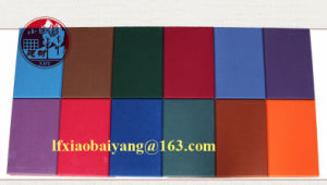 Acoustic Fabric Wapped Decorative Wall Panel Decoration Panel Ceiling Panel Acoustic Panel pictures & photos