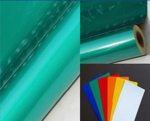 Free Samples Reflective Sheeting Reflective Film for Traffic Sign pictures & photos