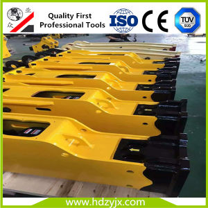 Soosan Sb81 Hydraulic Breaker and Breaker Parts Chisels Made in China Manufacture pictures & photos