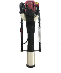 4-stroke petrol fence pile hammer post driver pictures & photos