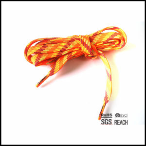 Flat Athletic Shoelaces - Wide Shoelaces - Shoe and Sports Shoelaces pictures & photos