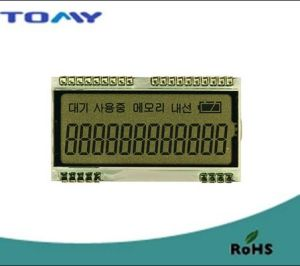 Hot Sales Character/ Segement LCD Module pictures & photos