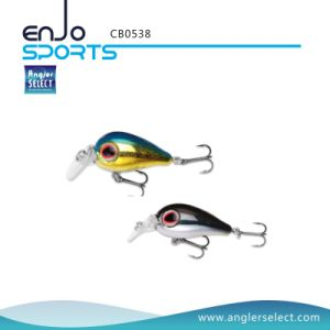 Crankbait Swimbait Fishing Tackle Lure with Vmc Treble Hooks pictures & photos