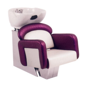 Zb-02 Hair Salon Furniture Wash Chair Shampoo Chair for Sale pictures & photos