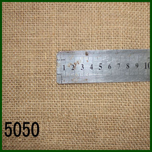 High Quality Jute Fabric Roll for Bag (50*50) pictures & photos