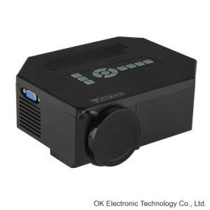 New 3D Hot Mini Projector UC30 Outdoor Video Projector
