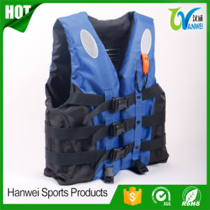 3-Buckle Wholesale Classic Series Water Marine Solas Life Vest (HW-LJ020) pictures & photos