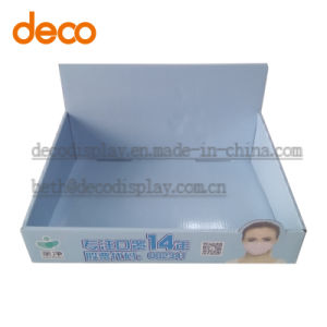 Display Case Cardboard Counter Display with Hook pictures & photos