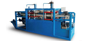 Automatic Plastic Seed Planting Trays Thermoforming Machine pictures & photos