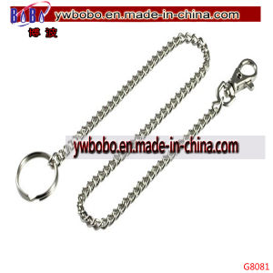 Promotion Chain Key Ring Keychain Metal Hipster Key Promotional Keychain (G8081) pictures & photos