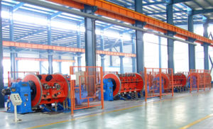 Rigid Frame Stranding Machine for Wire and Cable pictures & photos