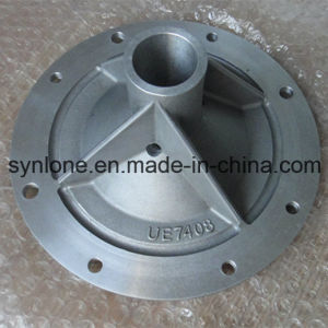China Metal Fabrication Casting Aluminum Cover pictures & photos